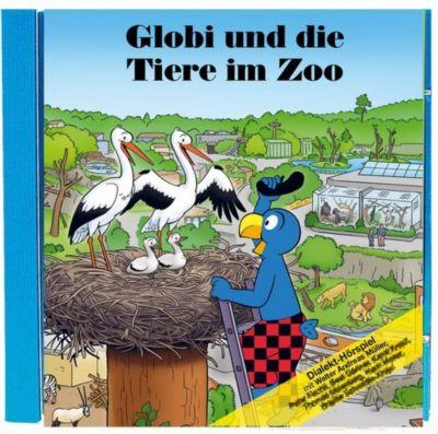 Globi und die Tiere im Zoo - CD