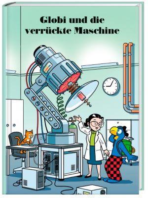 Globi und die verrückte Maschine, Jürg Lendenmann