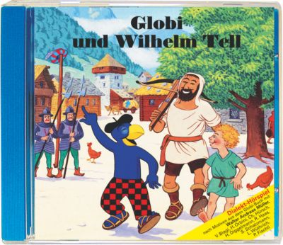 Globi und Wilhelm Tell, GLOBI