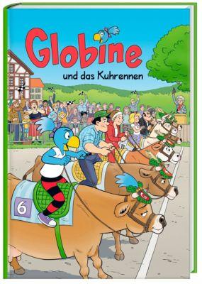 Globine und das Kuhrennen, Samuel Glättli, Sibylle Aeberli