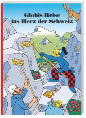 Globis Reise ins Herz der Schweiz, Jürg Lendenmann
