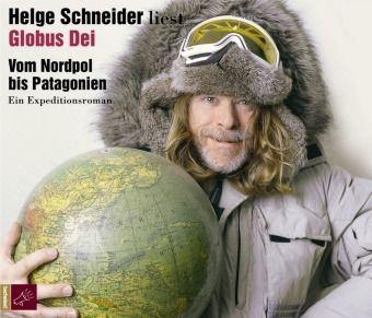 Globus Dei, 3 Audio-CDs, Helge Schneider