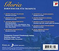 Gloria-Barockmusik Für Trompete - Produktdetailbild 1