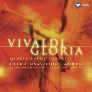 Gloria/Magnificat/Dixit Domin., Cambridge King's College Choir, Stephen Cleobury