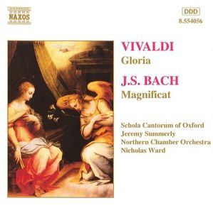 Gloria & Magnificat*Summerly, Summerly, Ward, Schola Cant.