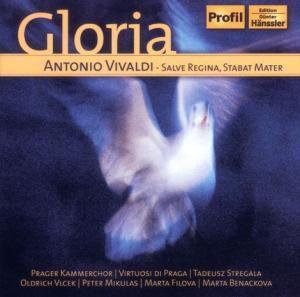 Gloria/Salve Regina/Stabat Mat, Strugala, Fanna, Sieghart