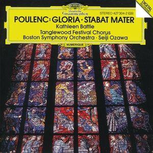Gloria/Stabat Mater, Battle, Ozawa, Bso