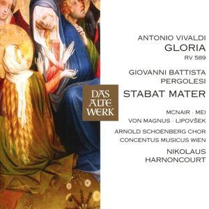 Gloria/Stabat Mater, Nikolaus Harnoncourt, Cmw, Marjana Lipovcek