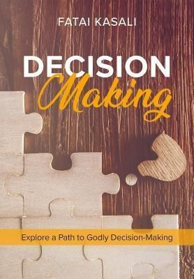 Glory Publisher: Decision Making, Fatai Kasali