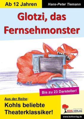 Glotzi, das Fernsehmonster, Hans-Peter Tiemann
