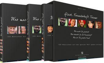 Glück, Freundschaft, Träume, 3 Bde., Daniel R. Gygax