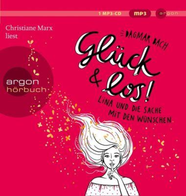 Glück und los!, 1 MP3-CD - Dagmar Bach |