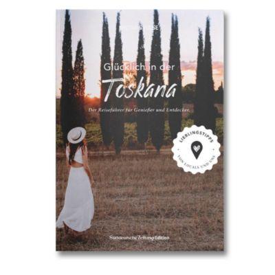 Glücklich in der Toskana