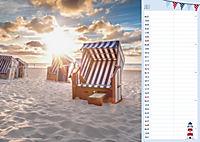 Glückliche Tage am Meer A3 Duo Kal. 2019 - Produktdetailbild 7