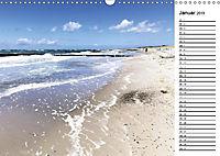 Glücksmomente Meeresbrise (Wandkalender 2019 DIN A3 quer) - Produktdetailbild 1