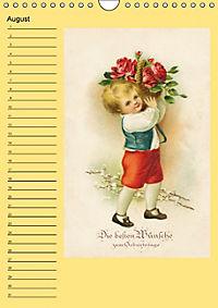 Glückwünsche von anno dazumal (Wandkalender immerwährend DIN A4 hoch) - Produktdetailbild 8