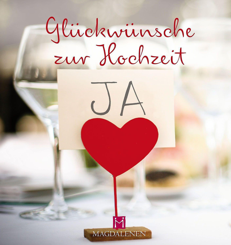 Glückwünsche Zur Hochzeit Buch Versandkostenfrei Bei Weltbildde