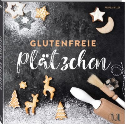Glutenfreie Plätzchen, Andrea Hiller