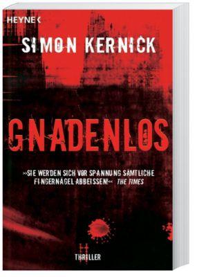 Gnadenlos, Simon Kernick