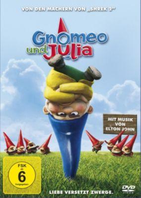 Gnomeo und Julia, William Shakespeare
