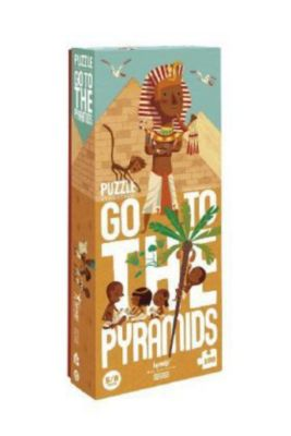 Go to the Pyramids (Kinderpuzzle)