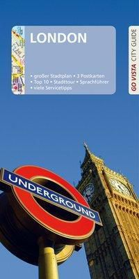 Go Vista City Guide Reiseführer London - Petra Sparrer |