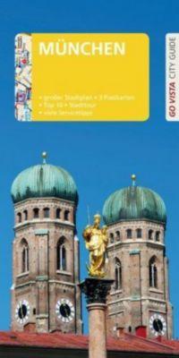 Go Vista City Guide Reiseführer München, Marlis Kappelhoff