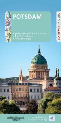 Go Vista City Guide Reiseführer Potsdam, m. 1 Karte - Ulrike Wiebrecht pdf epub