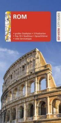 Go Vista City Guide Reiseführer Rom, Nikolaus Gross, Roland Mischke