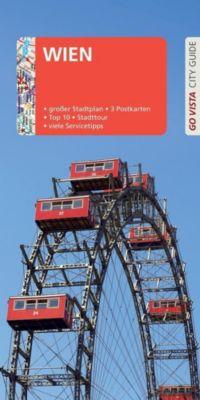 Go Vista City Guide Reiseführer Wien, m. 1 Karte, Roland Mischke