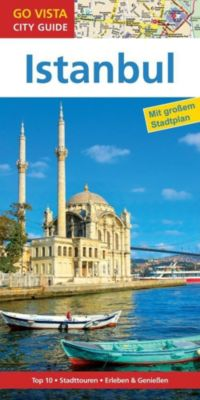 GO VISTA: Reiseführer Istanbul, m. 1 Karte, Gabriele Tröger, Michael Bussmann