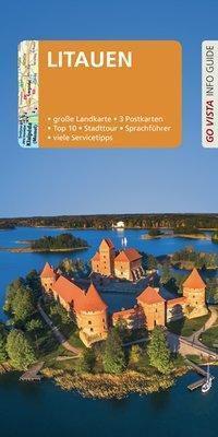 GO VISTA: Reiseführer Litauen, m. 1 Karte - Stefanie Bisping pdf epub