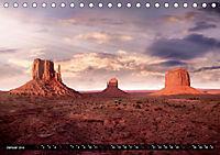 Go West. USA - Die Highlights des Südwesten (Tischkalender 2019 DIN A5 quer) - Produktdetailbild 1