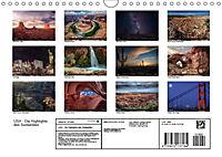 Go West. USA - Die Highlights des Südwesten (Wandkalender 2019 DIN A4 quer) - Produktdetailbild 13