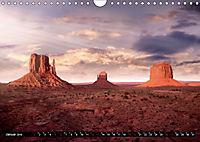 Go West. USA - Die Highlights des Südwesten (Wandkalender 2019 DIN A4 quer) - Produktdetailbild 1