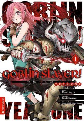 Goblin Slayer! Year One -  pdf epub