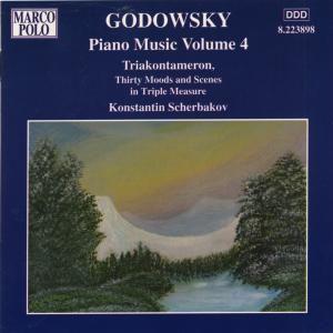 Godowsky: Klaviermusik Vol.4 * Konstantin Scherbakov, Konstantin Scherbakov