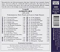 Godowsky: Klaviermusik Vol.4 * Konstantin Scherbakov - Produktdetailbild 1