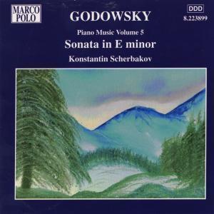 Godowsky: Klavierwerke Vol. 5, Konstantin Scherbakov