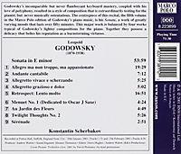 Godowsky: Klavierwerke Vol. 5 - Produktdetailbild 1