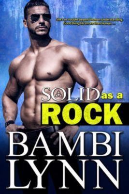 Gods of the Highlands: Solid as a Rock (Gods of the Highlands, #5), Bambi Lynn