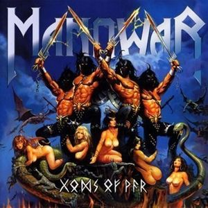 Gods Of War, Manowar