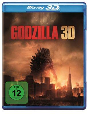 Godzilla (2014) - 3D-Version
