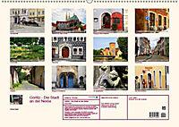 Görlitz - Die Stadt an der Neiße (Wandkalender 2019 DIN A2 quer) - Produktdetailbild 3