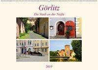 Görlitz - Die Stadt an der Neiße (Wandkalender 2019 DIN A2 quer), Helene Seidl