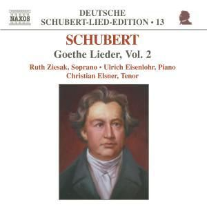 Goethe-Lieder Vol.2, Ruth Ziesak, Ulrich Eisenlohr