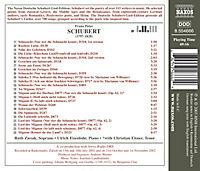 Goethe-Lieder Vol.2 - Produktdetailbild 1