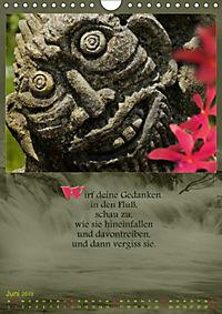 Götter, Dämonen und Weisheiten aus Fernost (Wandkalender 2019 DIN A4 hoch) - Produktdetailbild 6