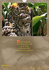 Götter, Dämonen und Weisheiten aus Fernost (Wandkalender 2019 DIN A4 hoch) - Produktdetailbild 2