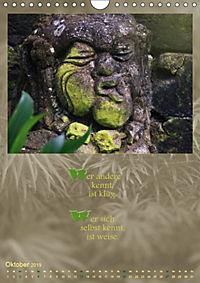 Götter, Dämonen und Weisheiten aus Fernost (Wandkalender 2019 DIN A4 hoch) - Produktdetailbild 10